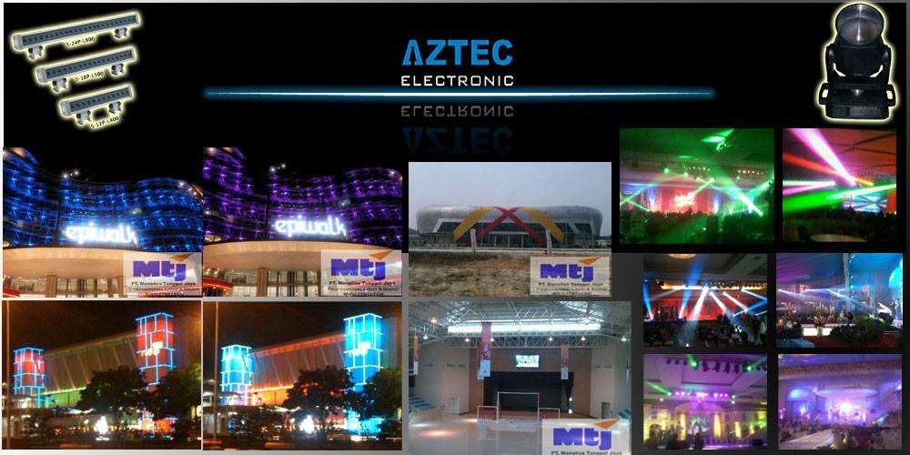 AZTEC Banner